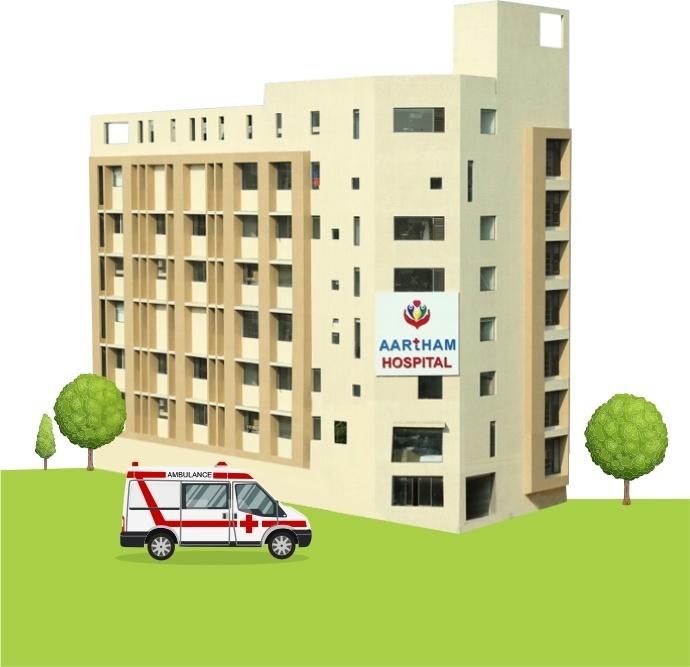 Aartham Hospital Building
